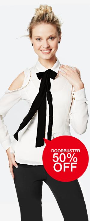 Doorbuster - 50% off