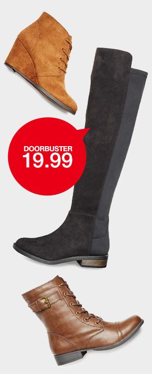 Doorbuster - 19.99