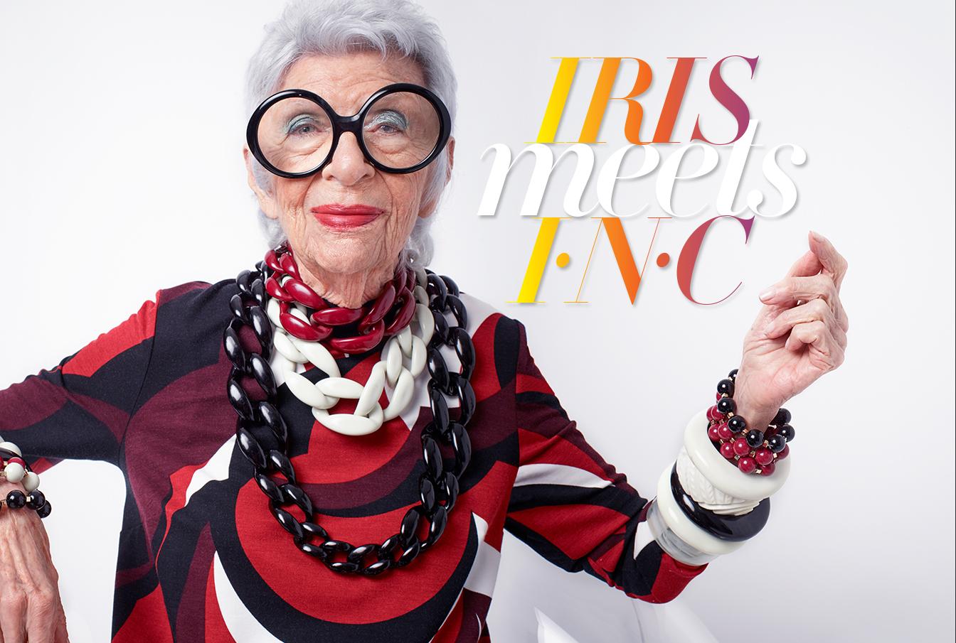 Iris meets inc