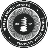 Parade's 2017 People's Choice Webby Award