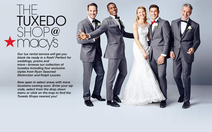 The Tuxedo Shop at Macy's Store Locator - Macy's